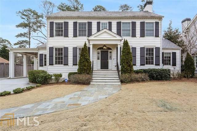 3799 N Stratford Rd, Atlanta, GA 30342 (MLS #8927504) :: Scott Fine Homes at Keller Williams First Atlanta
