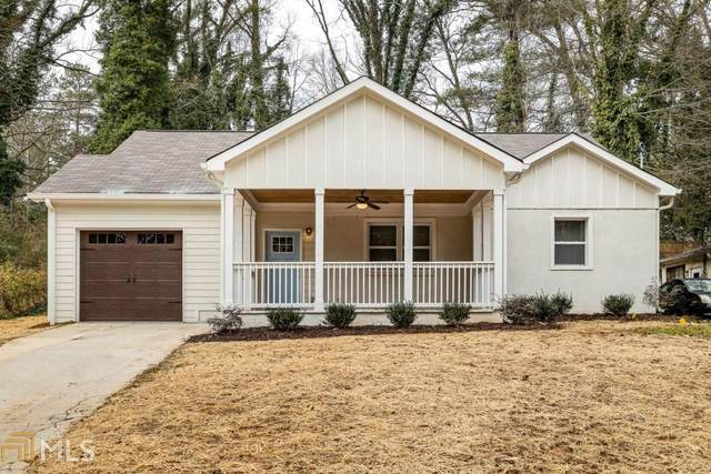 1327 Graymont Dr, Atlanta, GA 30310 (MLS #8927579) :: RE/MAX Eagle Creek Realty