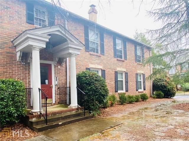 6700 Roswell Rd 15D, Atlanta, GA 30328 (MLS #8927596) :: Crown Realty Group