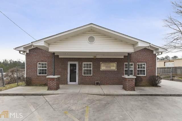 4382 Lilburn Industrial Way, Lilburn, GA 30047 (MLS #8927683) :: Military Realty