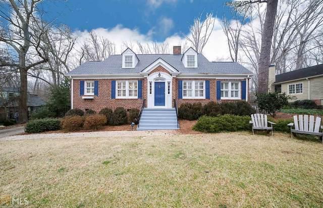 482 Highland Ave, Athens, GA 30606 (MLS #8927746) :: Scott Fine Homes at Keller Williams First Atlanta