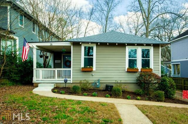 38 Wyman St, Atlanta, GA 30317 (MLS #8927758) :: Buffington Real Estate Group