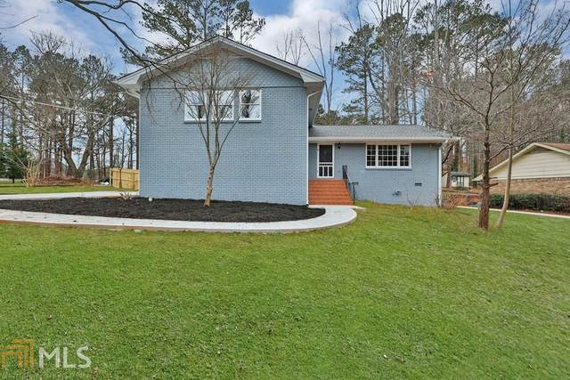 481 Beaumont Dr, Stone Mountain, GA 30087 (MLS #8927797) :: The Realty Queen & Team