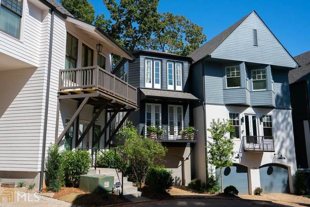 1887 Vigo St #40, Atlanta, GA 30307 (MLS #8927832) :: RE/MAX Eagle Creek Realty