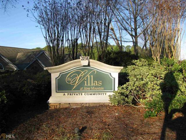 2191 Rockbridge #1801, Stone Mountain, GA 30087 (MLS #8927950) :: Crown Realty Group