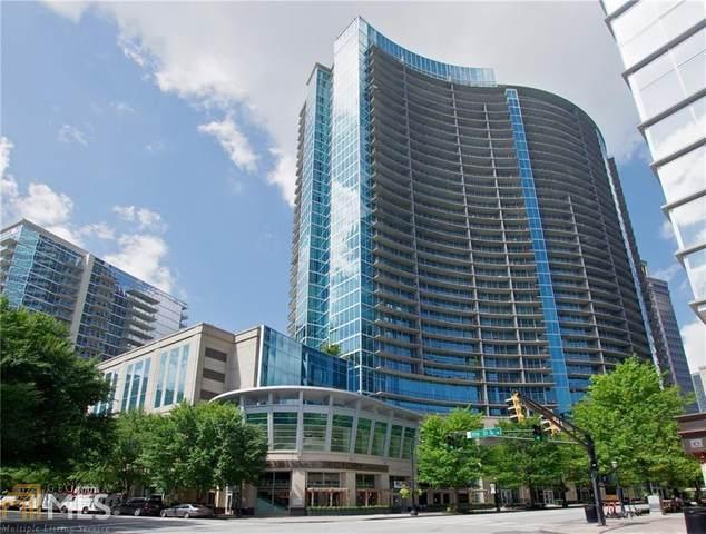 1080 Peachtree St #912, Atlanta, GA 30309 (MLS #8928206) :: Crown Realty Group