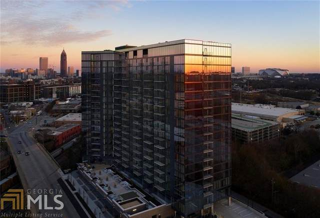 788 W Marietta St #615, Atlanta, GA 30318 (MLS #8928328) :: Military Realty