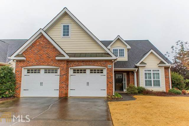 106 Carriage Way, Rome, GA 30161 (MLS #8928351) :: Crown Realty Group