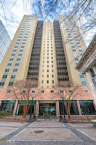 300 W Peachtree St 3B, Atlanta, GA 30308 (MLS #8928377) :: Buffington Real Estate Group
