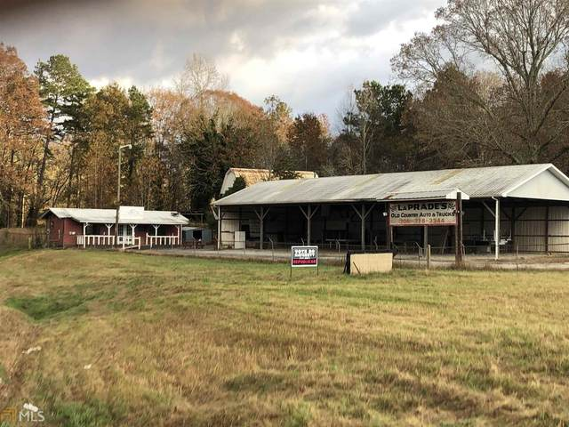 3789 Old Cleveland Rd, Cornelia, GA 30531 (MLS #8928624) :: Buffington Real Estate Group