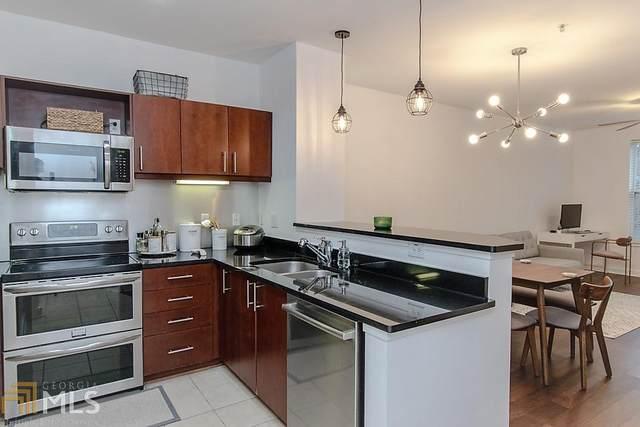 390 NW 17Th #3023, Atlanta, GA 30363 (MLS #8928653) :: Buffington Real Estate Group