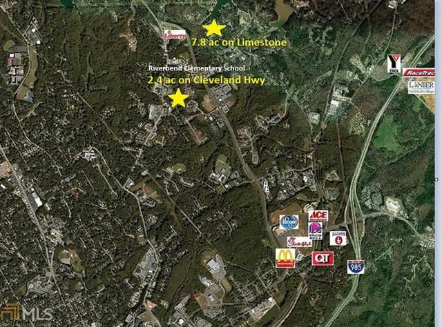 0 Limestone Pkwy & Wildwood Cir, Gainesville, GA 30501 (MLS #8928666) :: Military Realty