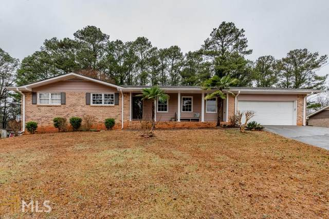 1285 Kennesaw Due West Rd, Kennesaw, GA 30152 (MLS #8928688) :: The Realty Queen & Team