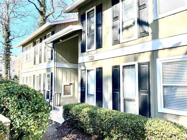 5159 Roswell Rd #6, Sandy Springs, GA 30342 (MLS #8928713) :: Rettro Group