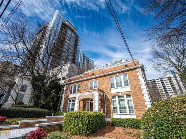 242 12Th St #9, Atlanta, GA 30309 (MLS #8928802) :: Military Realty