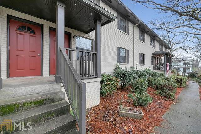 410 Candler Park Dr D-3, Atlanta, GA 30307 (MLS #8928971) :: Buffington Real Estate Group