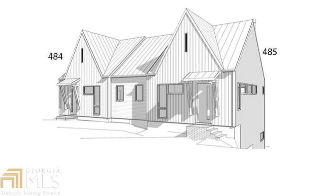 10866 Serenbe Ln #485, Chattahoochee Hills, GA 30268 (MLS #8928975) :: Scott Fine Homes at Keller Williams First Atlanta