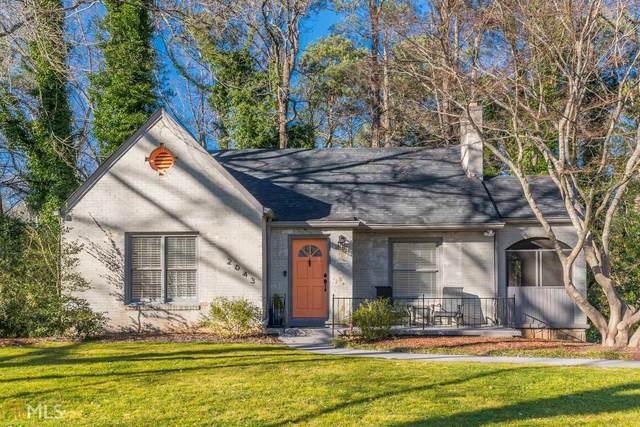 2043 Lyle, College Park, GA 30337 (MLS #8929085) :: Buffington Real Estate Group