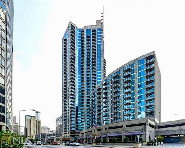 400 W Peachtree St #1913, Atlanta, GA 30308 (MLS #8929089) :: Crown Realty Group
