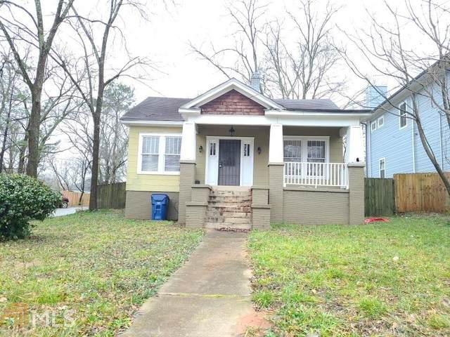 979 Moreland Ave, Atlanta, GA 30316 (MLS #8929134) :: Military Realty