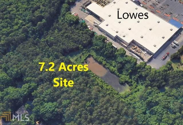 4855 Stone Mountain Hwy, Lilburn, GA 30047 (MLS #8929299) :: Military Realty