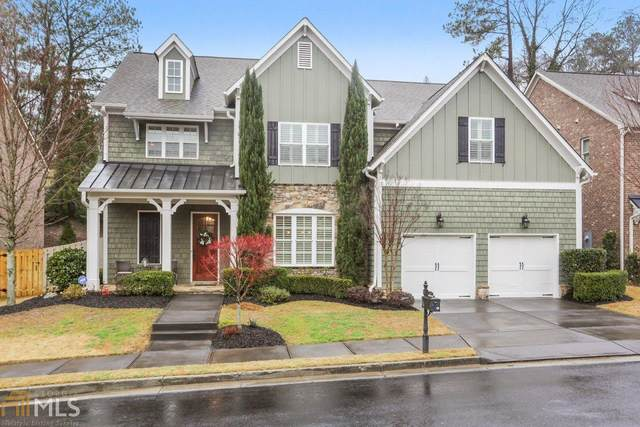 320 Valley Brook Way, Atlanta, GA 30342 (MLS #8929342) :: Buffington Real Estate Group