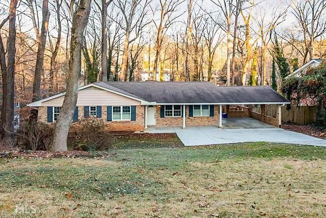2147 Briarwillow, Atlanta, GA 30345 (MLS #8929379) :: Athens Georgia Homes