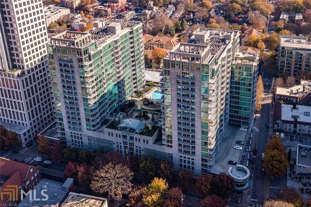 943 Peachtree St #1805, Atlanta, GA 30309 (MLS #8929409) :: Military Realty