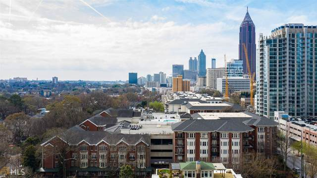 850 Piedmont Ave #1505, Atlanta, GA 30308 (MLS #8929480) :: Team Cozart