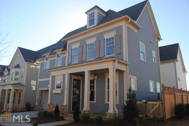 101 Duvall St, Woodstock, GA 30188 (MLS #8929497) :: Scott Fine Homes at Keller Williams First Atlanta
