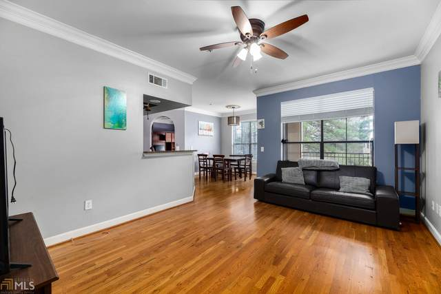3777 Peachtree Rd #426, Brookhaven, GA 30319 (MLS #8929585) :: Buffington Real Estate Group