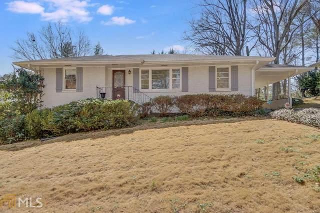 1797 Gardenside Ct, Brookhaven, GA 30319 (MLS #8929984) :: Bonds Realty Group Keller Williams Realty - Atlanta Partners