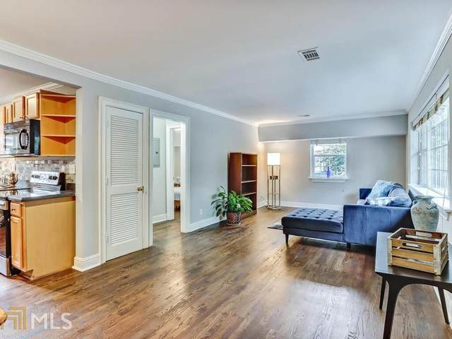 1643 Briarcliff Rd #3, Atlanta, GA 30306 (MLS #8930014) :: Michelle Humes Group