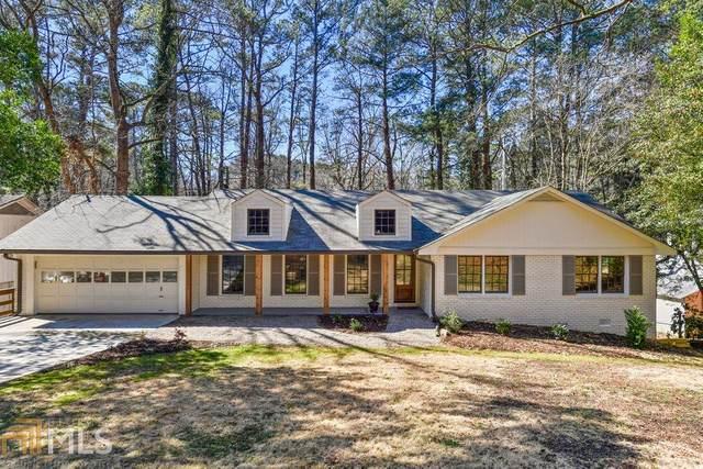 1858 NE Alderbrook Rd, Atlanta, GA 30345 (MLS #8930015) :: Buffington Real Estate Group