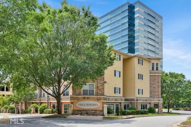10 Perimeter Summit Blvd #1407, Brookhaven, GA 30319 (MLS #8930085) :: Buffington Real Estate Group