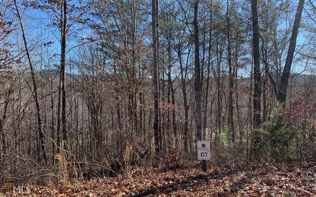 0 Owen Glen Lot 177, Blairsville, GA 30512 (MLS #8930152) :: Crest Realty