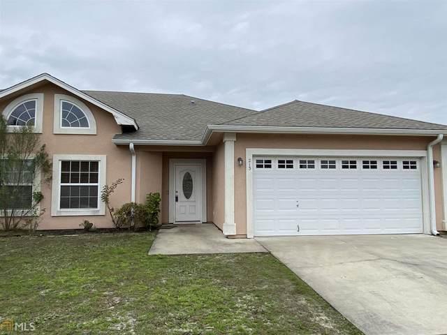 213 Royal Palms Ave, Kingsland, GA 31548 (MLS #8930153) :: Buffington Real Estate Group