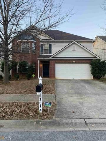 2034 Redwood Trce, Ellenwood, GA 30294 (MLS #8930275) :: Lakeshore Real Estate Inc.