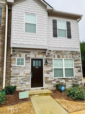 886 Ambient Way, Atlanta, GA 30331 (MLS #8930402) :: Buffington Real Estate Group