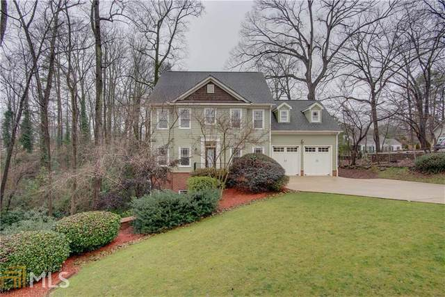 3377 Napoleon St, College Park, GA 30337 (MLS #8930582) :: Buffington Real Estate Group