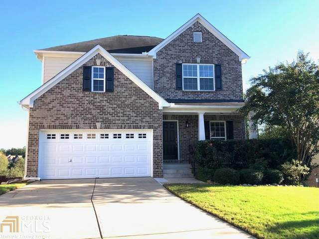 5884 Cobblestone Creek Cir, Mableton, GA 30126 (MLS #8930613) :: Rettro Group