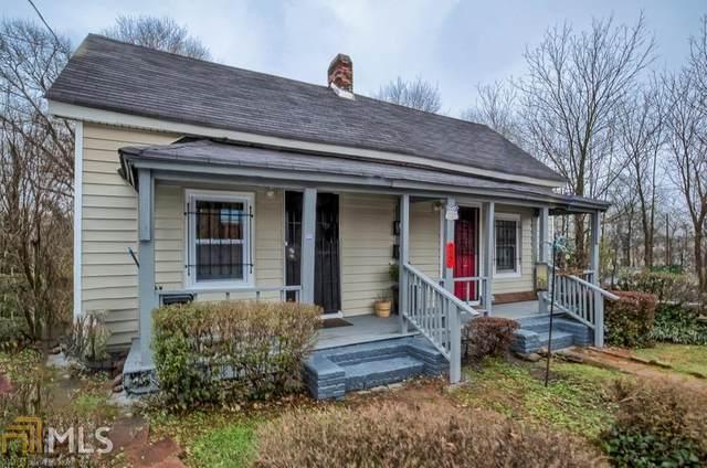 25 James P Brawley Dr, Atlanta, GA 30314 (MLS #8930702) :: Buffington Real Estate Group
