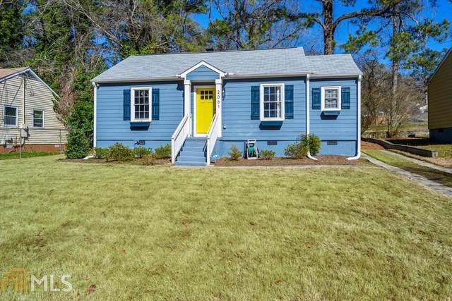 2061 North Ave, Atlanta, GA 30318 (MLS #8930719) :: Buffington Real Estate Group