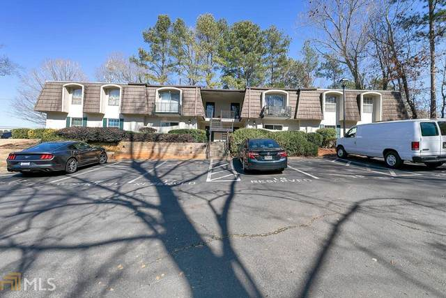 725 Dalrymple Rd 1A, Sandy Springs, GA 30328 (MLS #8930727) :: Crown Realty Group