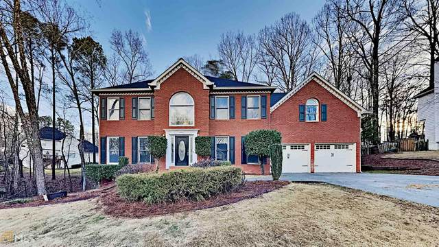 454 Braidwood Walk, Acworth, GA 30101 (MLS #8930801) :: Team Reign