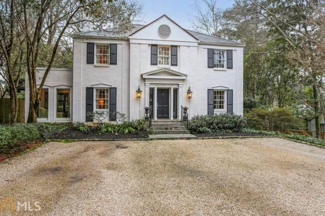 1000 Peachtree Battle Ave, Atlanta, GA 30327 (MLS #8930832) :: Buffington Real Estate Group
