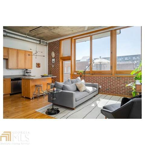 660 Glen Iris Dr #303, Atlanta, GA 30308 (MLS #8930847) :: Buffington Real Estate Group