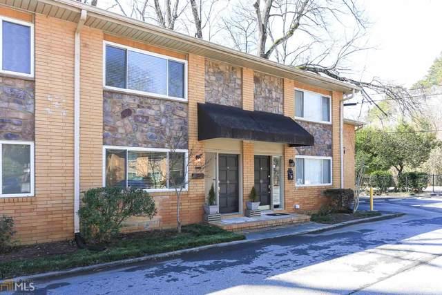 120 Biscayne Dr C15, Atlanta, GA 30309 (MLS #8930924) :: Crown Realty Group