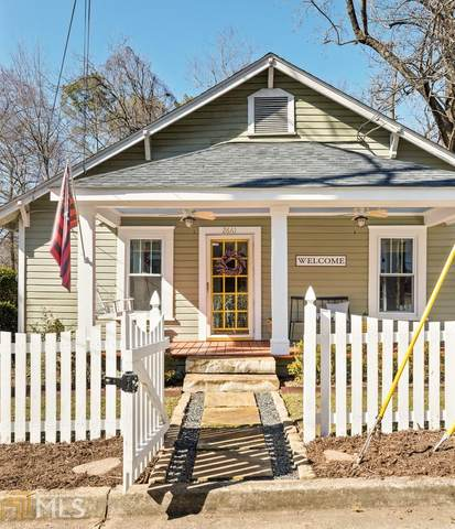 2661 NW Rosemary St, Atlanta, GA 30318 (MLS #8930932) :: Scott Fine Homes at Keller Williams First Atlanta