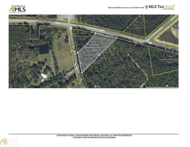 0 Ga Highway 40, Kingsland, GA 31548 (MLS #8931030) :: Military Realty